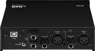 MONACOR - 2-Kanal Recording Interface - MX-2IO