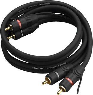 CARPOWER - Audio-Verbindungskabel 0.8m - AC-080/SW