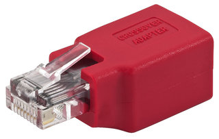MONACOR - Cat-5-Crossover-Adapter - CAT-5CO