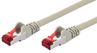 MONACOR - Cat-6-Netzwerkkabel, 3m - CAT-63