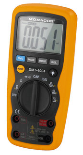 MONACOR - Digital-Multimeter - DMT-4004
