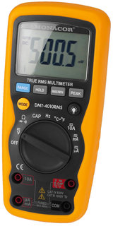 MONACOR - Digital Multimeter, IP67 - DMT-4010RMS